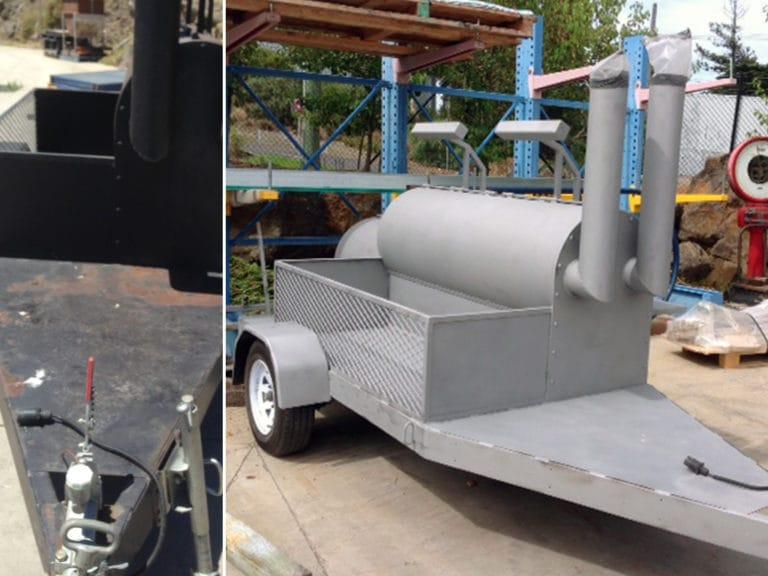 smoker-trailer